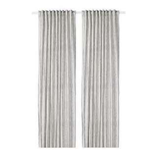 BRAND NEW Ikea DAGRUN Curtains