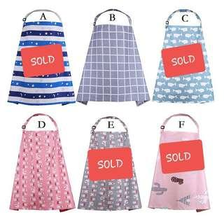 INSTOCK Nursing/ Stroller n Breastfeeding Cover