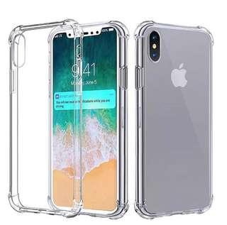 🚚 iPhone Shockproof Transparent Case X/XR/XS/XS MAX