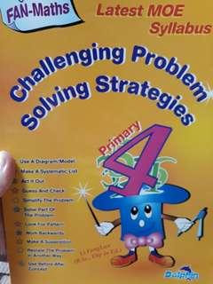 Primary 4 challenging problem solving strategies