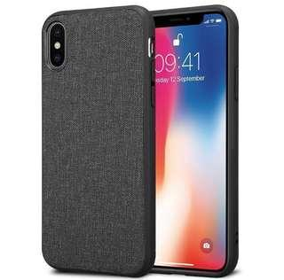 🚚 iPhone Luxury Woven Fabric Case For Men X/XR/XS/XS MAX
