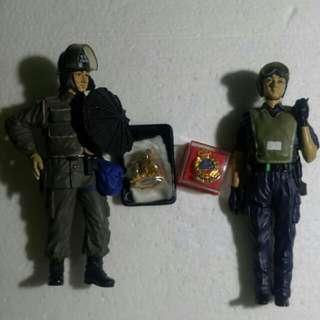 前防暴機動部隊(PTU),前機場特警