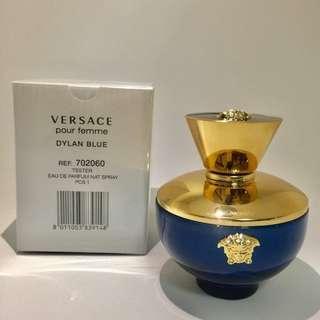 Tester unit Versace dylan blue