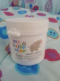 My Little Star Nappy Cream- UK product