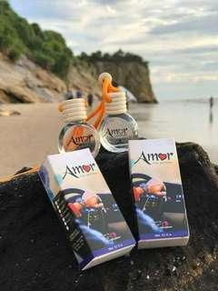 (INSTOCK) Amor air Fragrance for car perfume / cupboard fragrance