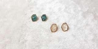 Kr Hexa Glitz Earrings