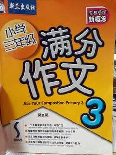 Primary 3 chinese compo