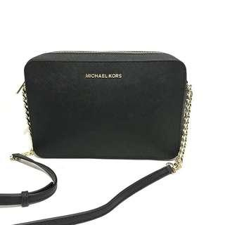 Mk js crossbody black