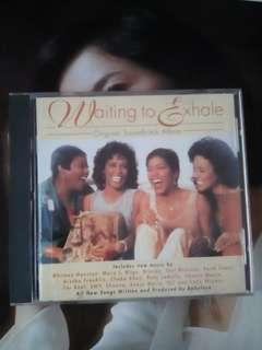 Cd waiting to exhale