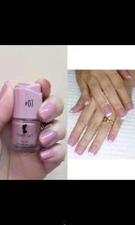 Peel Off Nail Polish #MG07