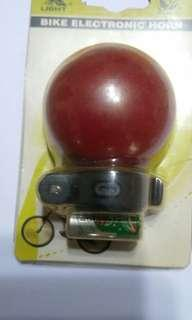 Bicycle electronic horn
