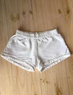 Seed white shorts