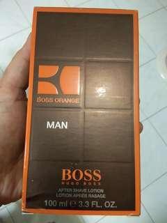 Boss Orange After Shave Lotion Ori Botol 100ml