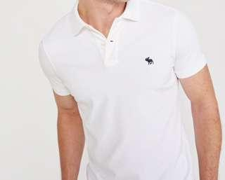 Abercrombie & Fitch Slim Fit Polo