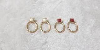 Kr Narae Vintage Earrings