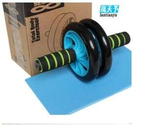 Fitness Equipment Home Interior Products PU Wheel Abdominal Wheel Quality Assurance -Inter