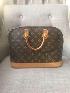Preloved LOUIS VUITTON Alma