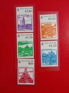 1991 香港勝跡
