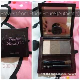Brow kit from etude house