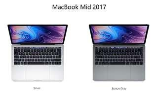 Macbook Pro 13.3inch w/ touch bar 2017