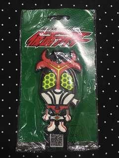 Masked Rider 行李牌