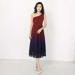 🚚 Preorder Ombre Series Dress