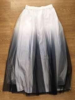 SOLD OUT !!! Ombre Tutu Skirt