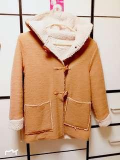 Zara coat size: 140
