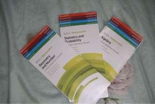 *NCEA Level 1 Mathematics* fold out notes