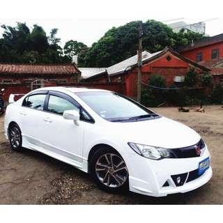 10年 HONDA CIVIC 1.8 VTi-S