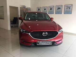 All new Mazda CX-5 (Chinese new year)