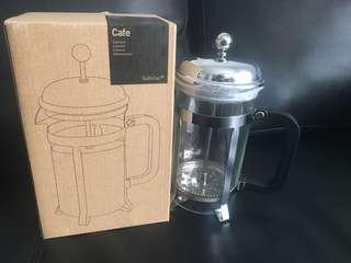 habitat玻璃咖啡壺