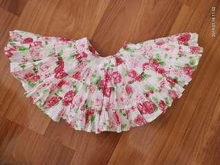 3m Mothercare Baby Girl Skirt