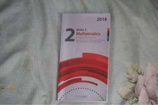 *NCEA Level 2 Mathematics* Study Guide