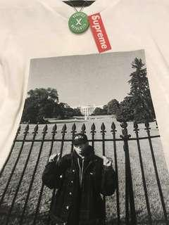 Supreme Undercover/Public Enemy White House Tee