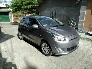 Mitsubishi Mirage Hatchback GLX Manual Transmission All Power Fuel Efficient Fresh like New