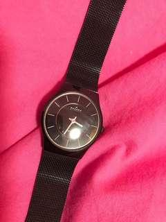 Skagen mesh watch