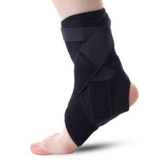 踝關節固定支具足托外翻矯正下垂矯形器腳扭傷骨折支架腳踝護具