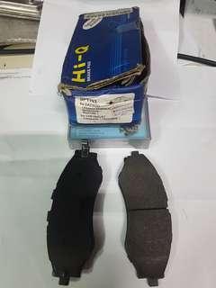 Hi-Q brake pad for chevrole,Daewoo,
