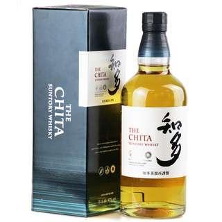 知多日本單一穀物威士忌