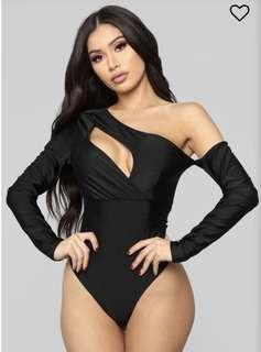 Fashionnova Cut Out Bodysuit