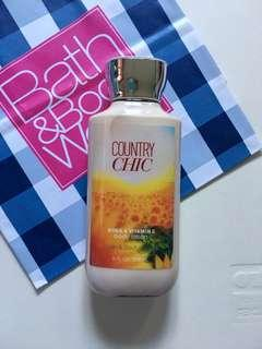 Body Lotion - Country Chic