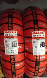 Ban motor yamaha n-max Maxxis 140/70-13