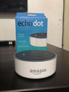 Echo dot 2nd gen
