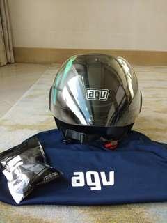 Original AGV Open Face Helmet