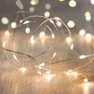 [PO] fairy lights (battery operated)
