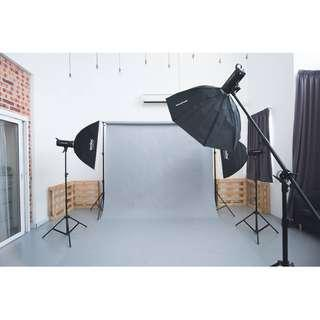 Budget Studio For Professional / Budget Set Up Package Consultation