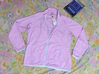Adidas Jacket 2 sided pockets inner & outer. Sportswear/ 101% Authentic/ bought $65/Size XL