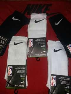 nike plain socks