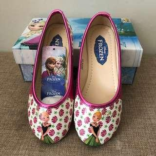 Frozen Ana pink shoes